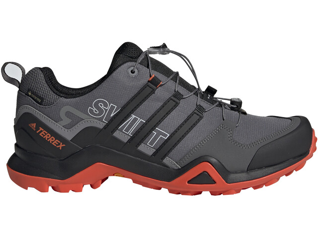 01ac59ff0 adidas TERREX Swift R2 GTX Shoes Men grey black at Addnature.co.uk